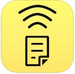 Air Scanner, trasforma l'iPhone in una fotocamera wireless, si scarica gratis (normalmente costa 4,99 €)
