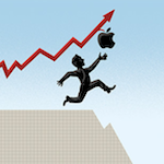 Record storico delle azioni Apple: sfondata quota $190