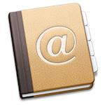 Condividere i contatti dal Mac via iMessage o AirDrop