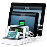 Griffin PowerDock 5, ricarica contemporaneamente 5 iPhone, iPad, iPod, a € 84,50 spese incluse