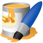 Paintbrush: il clone gratuito per OS X di MacPaint incluso con il Macintosh 128K