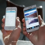 Samsung ancora ossessionata da Apple: spot anti-iPhone 6