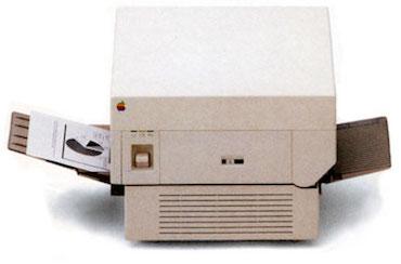 Apple laserwriter original