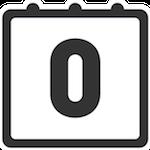 Indispensabili: Day-one aggiunge un pratico calendario a tendina alla barra dei menu del Finder (freeware)