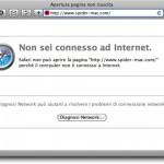 L'utility Diagnosi Network di Mac OS X sempre a portata di click