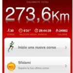 Nike+ GPS 2.3 per iPhone ora in italiano