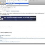 Mail di Snow Leopard: visualizzare il percorso di una e-mail