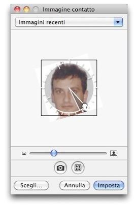 Ruotare avatar