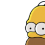"L'interfaccia di Mac OS ""Classic"" in una sigla dei Simpson"