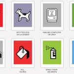 Susan Kare offre le stampe in edizione limitata delle icone originali del primo Macintosh
