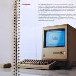 Il manuale utente originale del Macintosh 128K del 1984