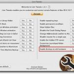 Lion Tweaks 1.3.1 abilita AirDrop su tutti i Mac con Lion