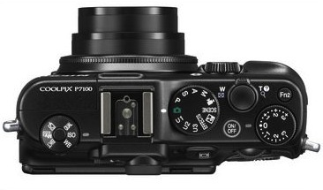Nikon Coolpix 7100 alto