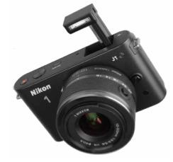 Nikon 1 J1 flash