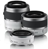 Nikon 1 J1 obiettivi