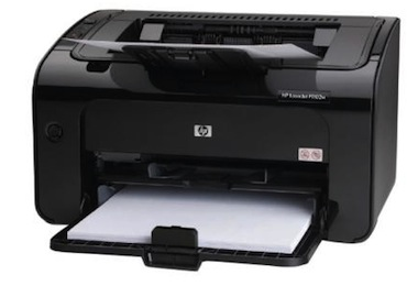 Recensione HP Laserjet Pro P1102W