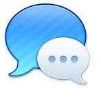 Inviare testo e file dal Mac a iOS con Messaggi