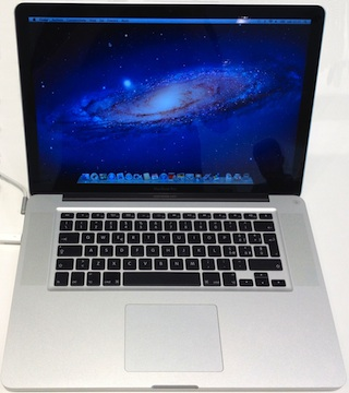 MacBook Pro 15 glossy