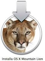 Installer Mountain Lion