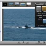 iPhoto e il ridimensionamento segreto di Presentazione