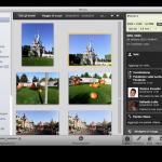iPhoto: importare le foto dal Dock e inserimento veloce delle informazioni