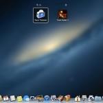 LauchPad di Mountain Lion eredita la funzione launcher di Spotlight