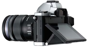 Olympus OM D E M5 LCD