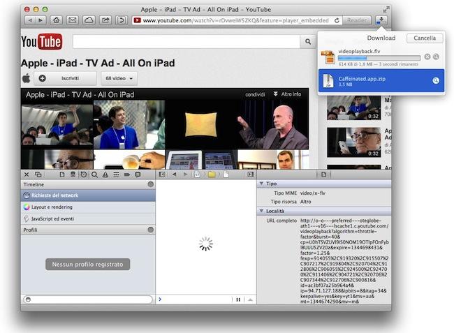 Safari Download video