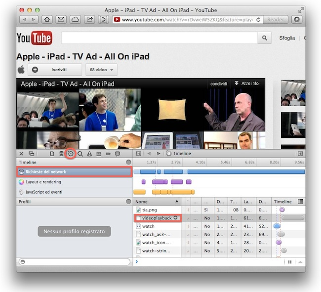 Safari download video YouTube