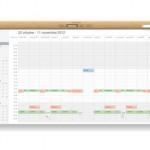 Mountain Lion: come modificare la modalità di visualizzazione di Calendario