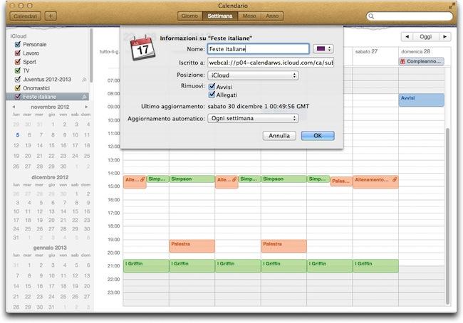 Calendario Feste.Il Calendario Delle Feste Italiane Completo E In Italiano