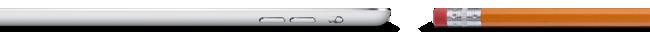 Spessore iPad mini
