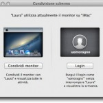Lavorare contemporaneamente con due account su un solo Mac