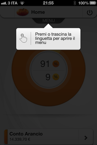 ing direct nuovo conto iphone