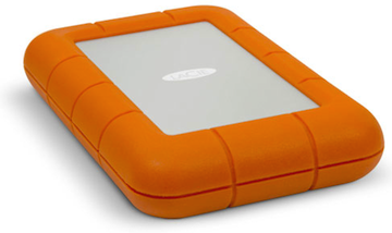 LaCie Rugged USB3 Tunderbolt