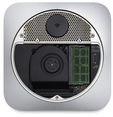 Mac mini base 2012