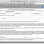 Il mistero dei PDF vuoti