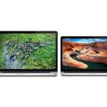 Recensione: MacBook Pro 13″ e 15″ Retina (inizio 2013)