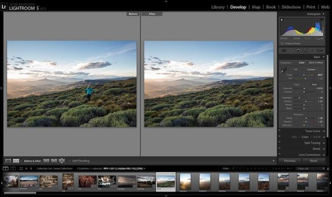 Adobe Lightroom 5 beta Advanced Healing Brush