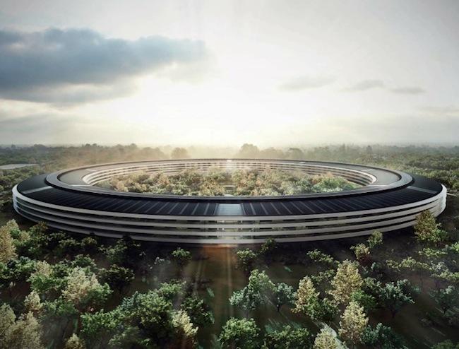 Variante Campus 2 Apple