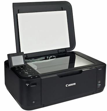 Canon Pixma MG4220 aperta