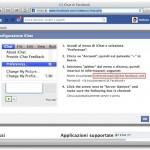 Come aggiungere la chat di Facebook a Messaggi di OS X
