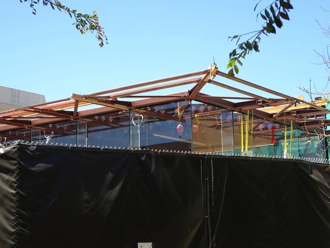 Apple Store Palo Alto tetto