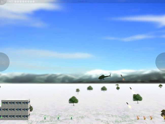 Chopper iOS