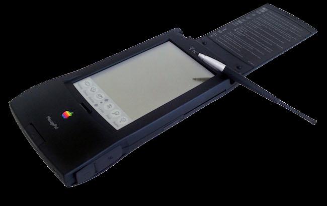 Recensione Newton MessagePad 110