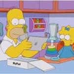 L'iPad e Steve Jobs protagonisti di un episodio dei Simpson