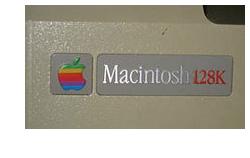 Macintosh 128 k novembre 1984