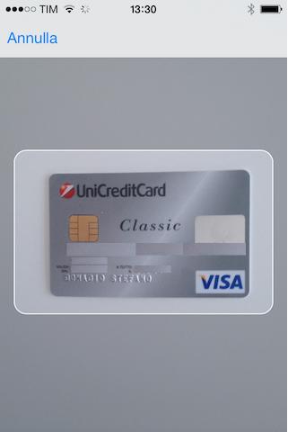 IOS 8 pagamenti carta Safari