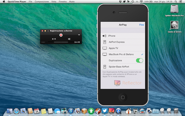 IPhone spia senza jailbreaking iCloud Spy App gratis
