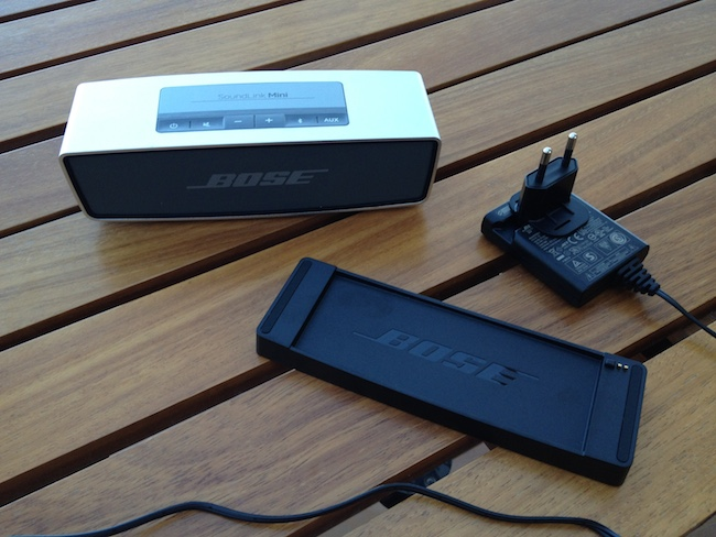 Bose SoundLink Mini Speaker dock